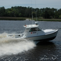 Gulf Stream Fishing Boat