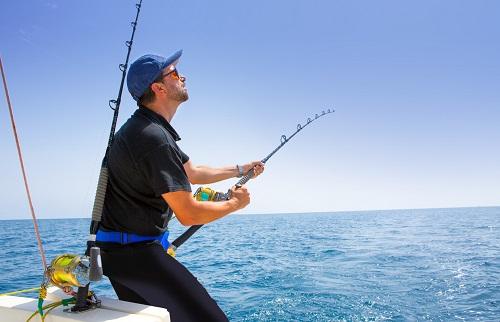 sport fishing Myrtle Beach